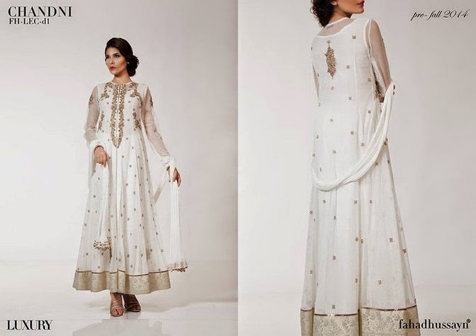 Luxury Pre Fall Winter Pret Formal Dresses Collection for women by Fahad Husayn 2014-2015 (4)