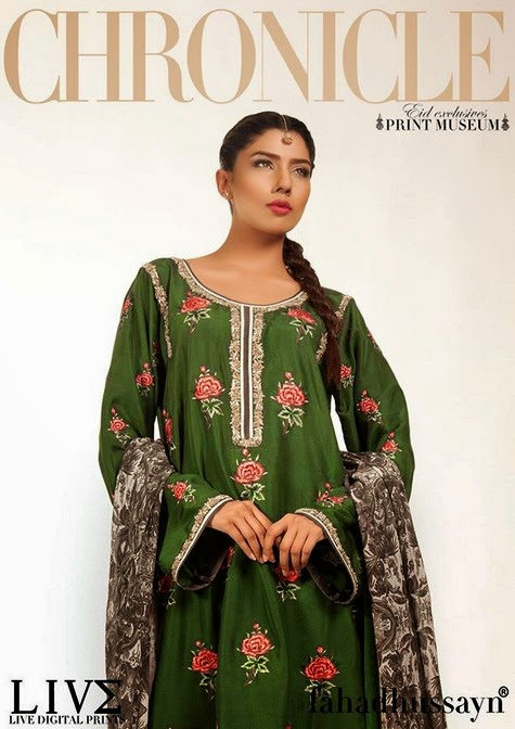 Luxury Pre Fall Winter Pret Formal Dresses Collection for women by Fahad Husayn 2014-2015 (8)
