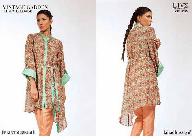 Luxury Pre Fall Winter Pret Formal Dresses Collection for women by Fahad Husayn 2014-2015 (9)