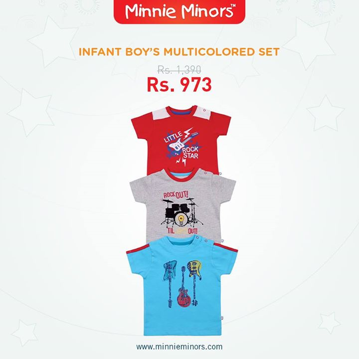Minnie Minors Spring Summer Kids Wear Formal and Casual Dresses Eid Collection For Children 2014-2015 (12)