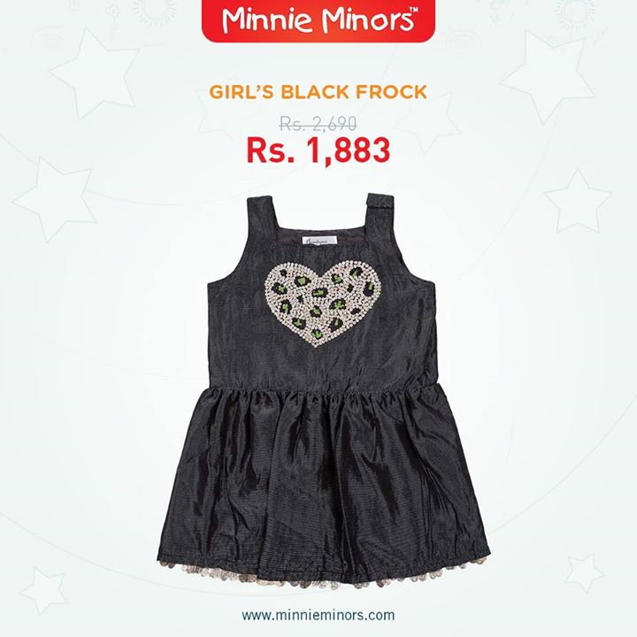 Minnie Minors Spring Summer Kids Wear Formal and Casual Dresses Eid Collection For Children 2014-2015 (14)