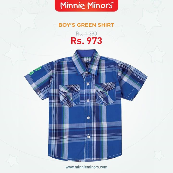 Minnie Minors Spring Summer Kids Wear Formal and Casual Dresses Eid Collection For Children 2014-2015 (15)