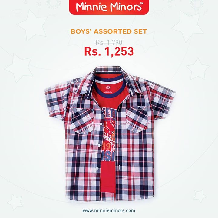 Minnie Minors Spring Summer Kids Wear Formal and Casual Dresses ...