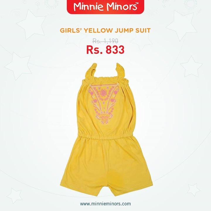 Minnie Minors Spring Summer Kids Wear Formal and Casual Dresses Eid Collection For Children 2014-2015 (7)