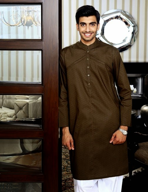 19a1f246dd NAQSH Stylish & Decent Men Kurtas & Shalwar Kameez Designs