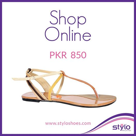 New Stylo Shoes Eid Collection for women 2014-2015@stylesgap.com (3)