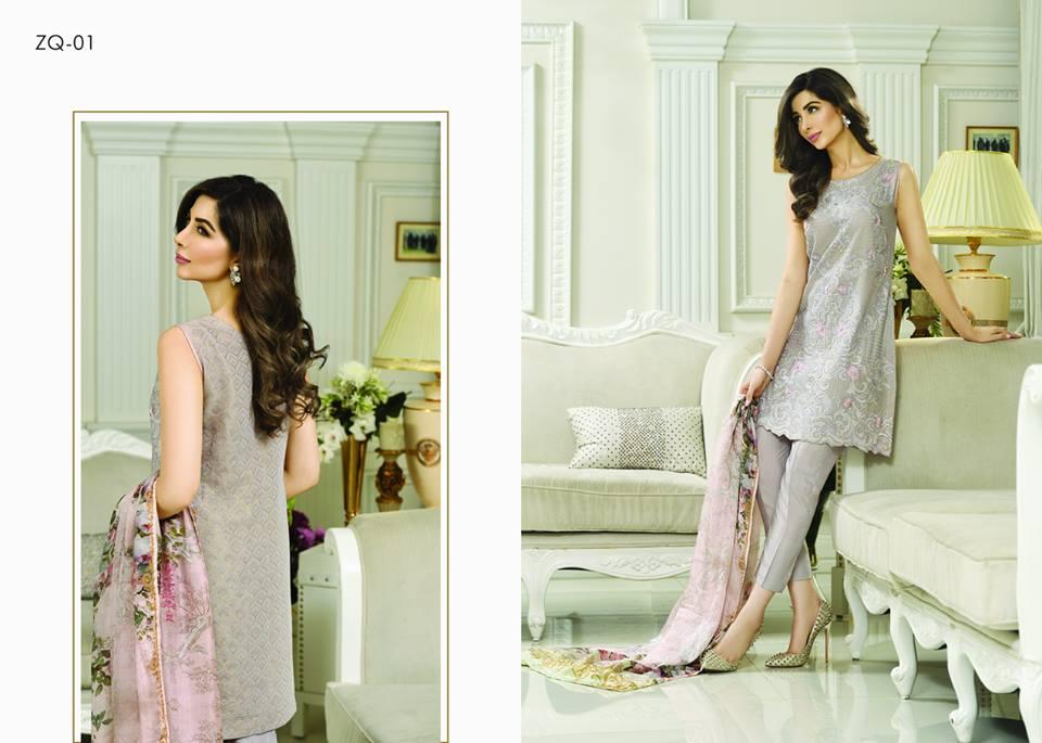 Zarqash Luxury Chiffon Suits Dreamy Desires Eid Collection 2016-2017 (10)