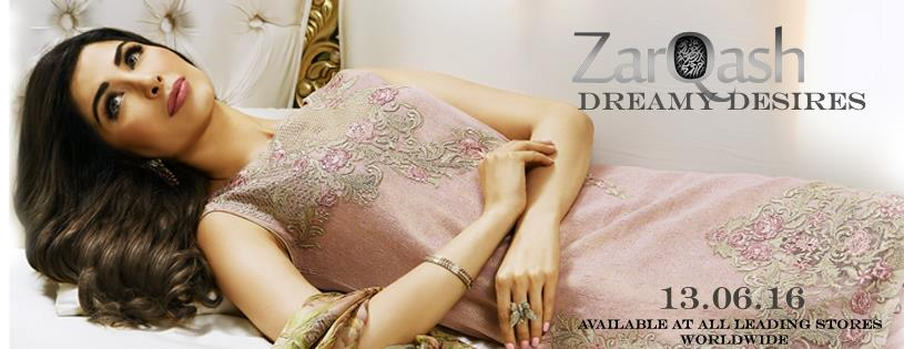 Zarqash Luxury Chiffon Suits Dreamy Desires Eid Collection 2016-2017 (16)