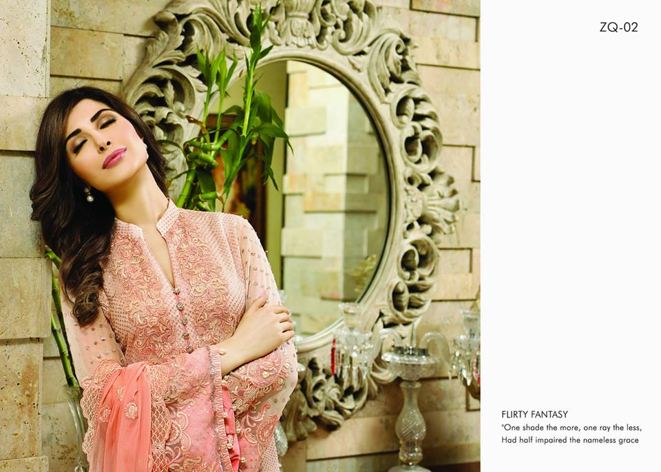Zarqash Luxury Chiffon Suits Dreamy Desires Eid Collection 2016-2017 (18)