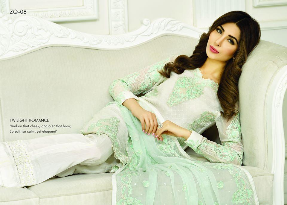 Zarqash Luxury Chiffon Suits Dreamy Desires Eid Collection 2016-2017 (6)