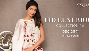 Zeen Embroidered Eid Luxurious Collection 2016-2017