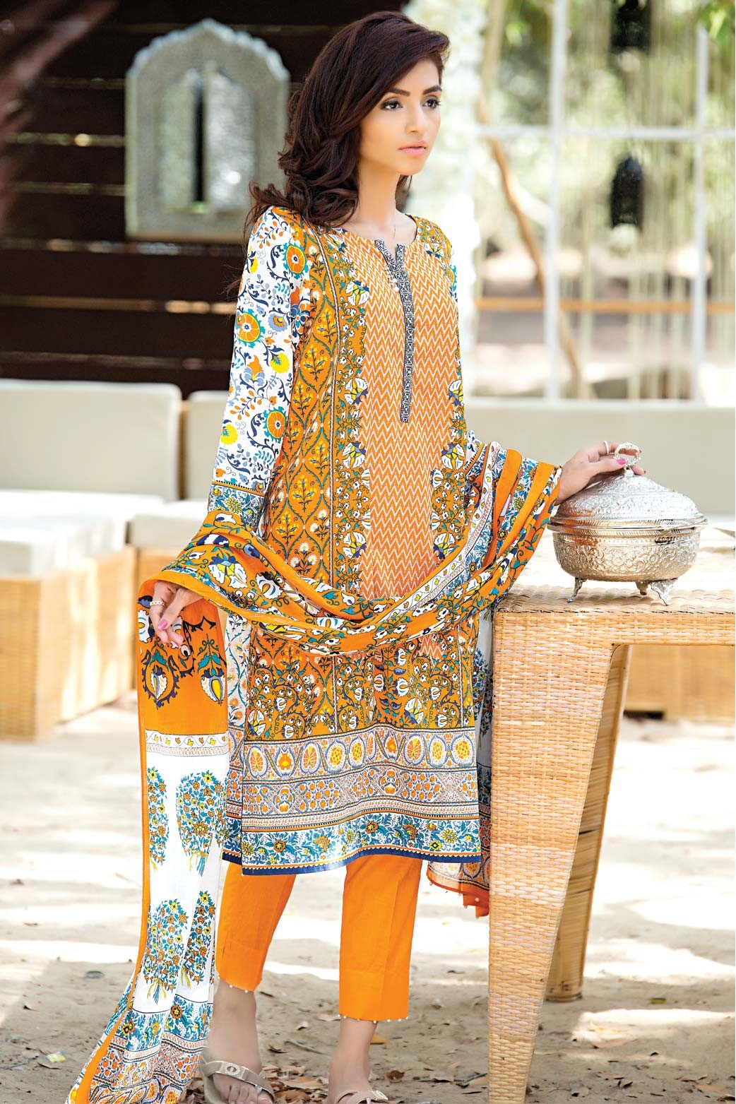 Zeen Embroidered Eid Luxurious Collection 2016-2017 for Women (20)