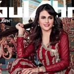 Women Latest Collection of Formal Wear Fancy & Embroidered Festive Dresses By Gul Ahmed