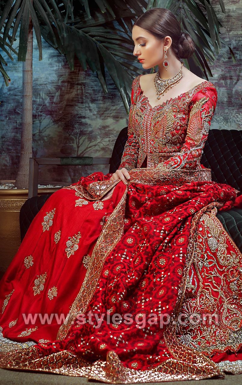 8a2c08bbd9 It is the solution to the selection of the wedding outfit that you actually  demand. Teena Durrani is a renowned female fashion designer of Pakistan who  ...