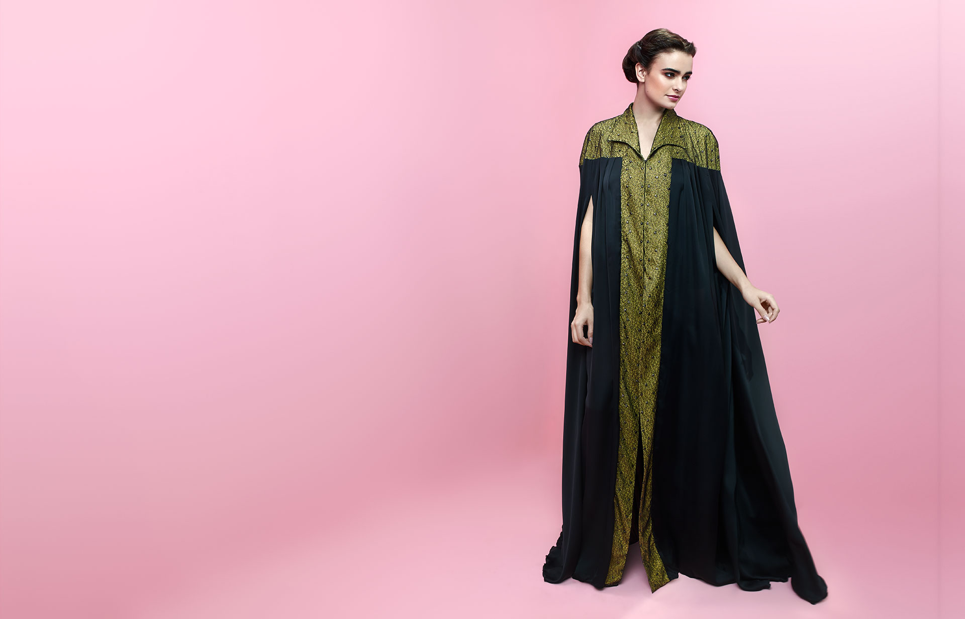 Latest Fashion of Designer Abayas & Gowns Collection for Women by Roselle@stylesgap.com (17)