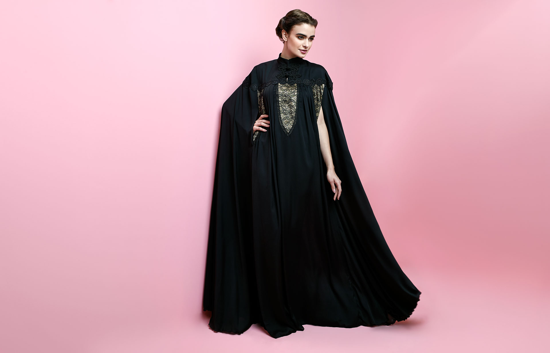 Latest Fashion of Designer Abayas & Gowns Collection for Women by Roselle@stylesgap.com (18)