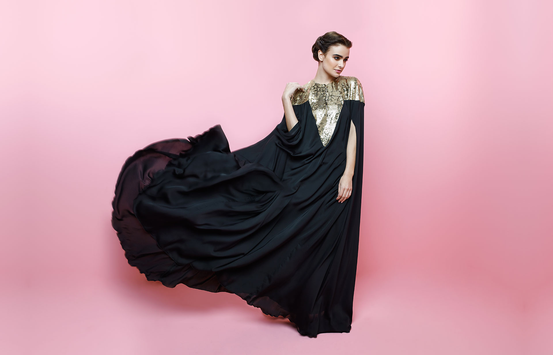 Latest Fashion of Designer Abayas & Gowns Collection for Women by Roselle@stylesgap.com (2)
