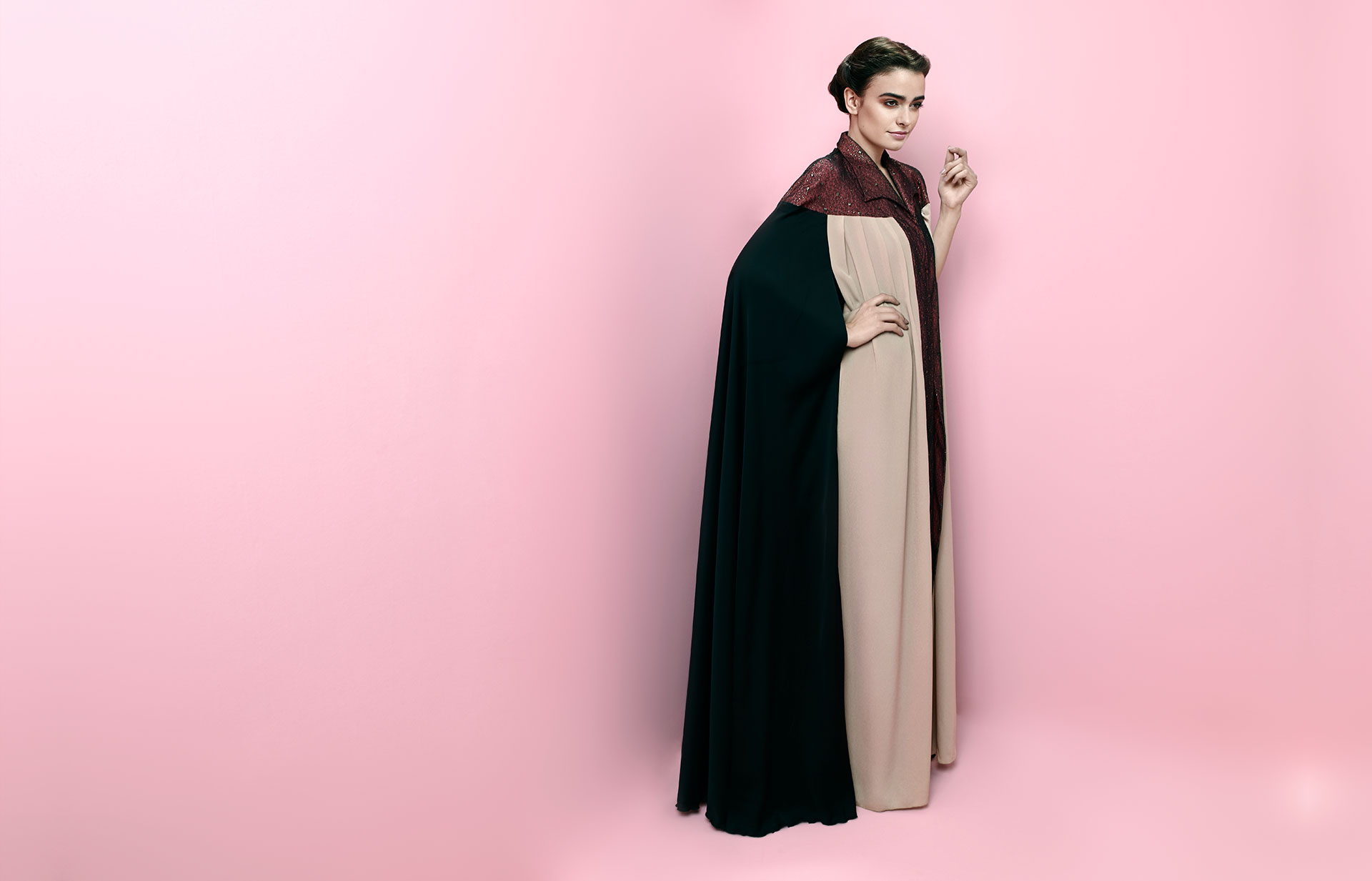Latest Fashion of Designer Abayas & Gowns Collection for Women by Roselle@stylesgap.com (4)