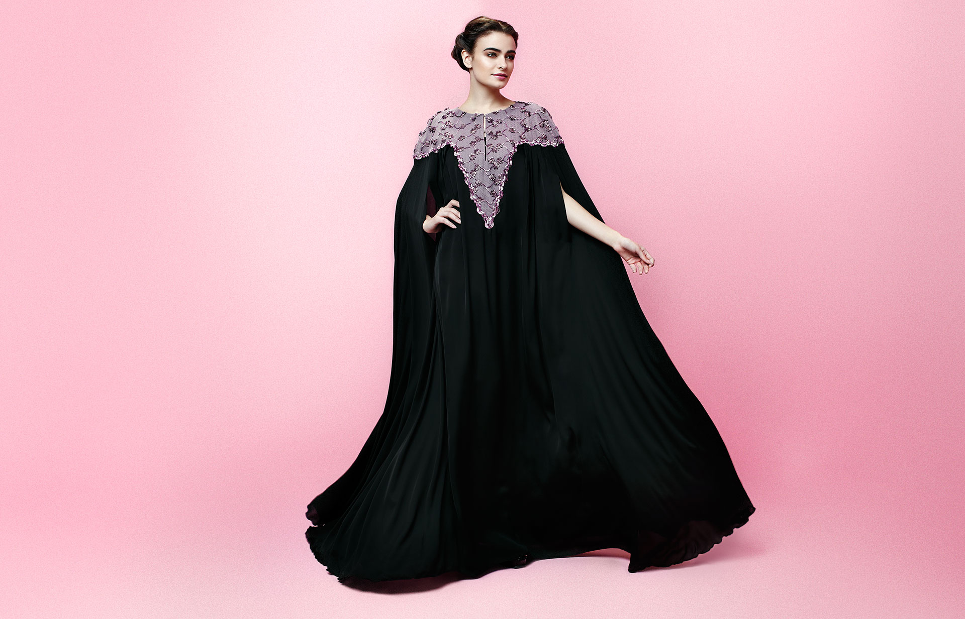 Latest Fashion of Designer Abayas & Gowns Collection for Women by Roselle@stylesgap.com (5)
