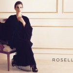 Latest Fashion of Designer Abayas & Gowns Collection for Women by Roselle