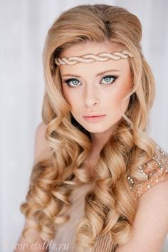 Beautiful Different Hairstyles For Wavy Hair Pictures - Styles ...