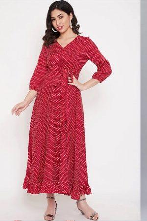 Latest Fashion Stylish Ladies Maxi Dresses Collection