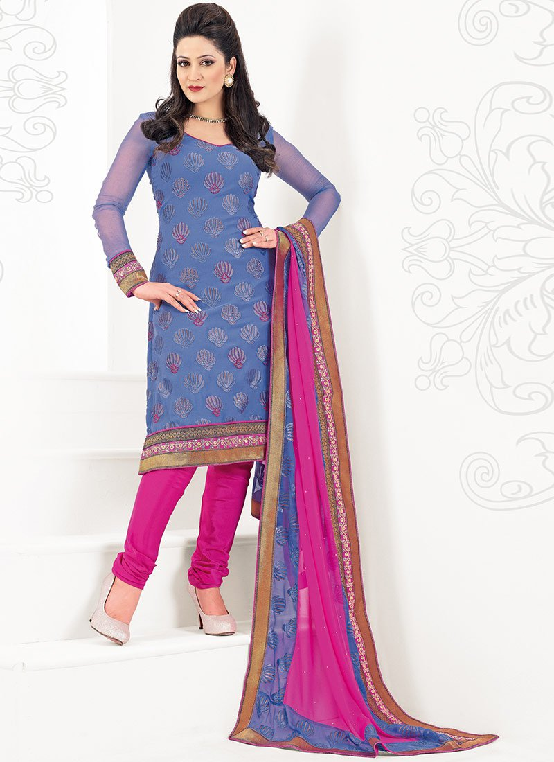 Latest Fashion of Designer Punjabi Dresses & Patiala Salwar Kameez Suits for Women (10)
