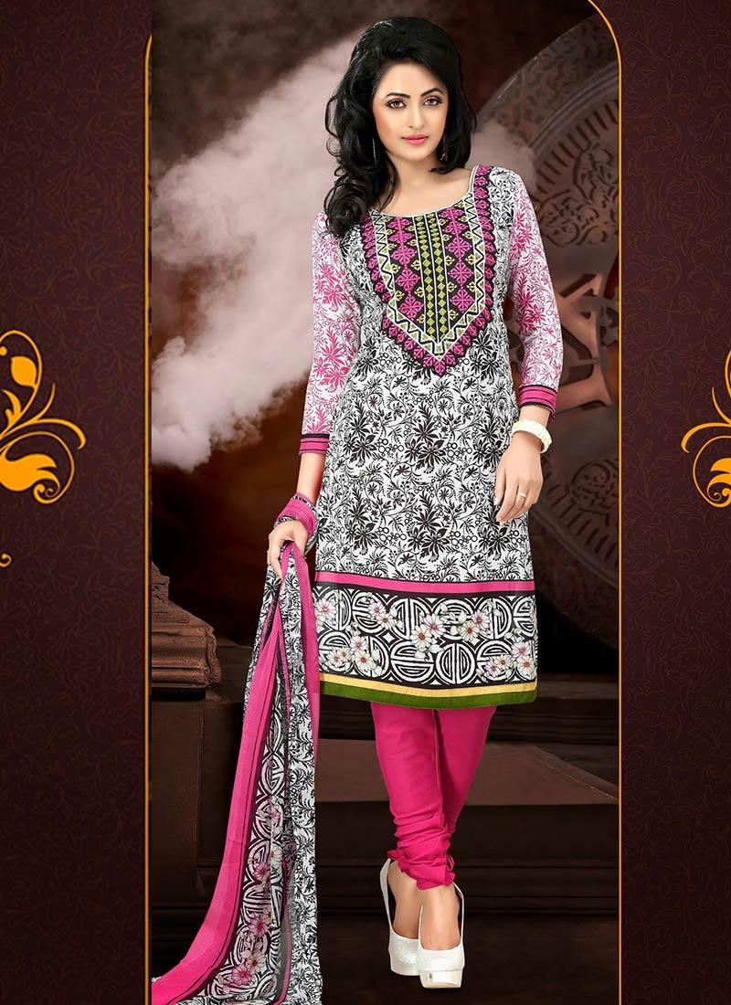 Latest Fashion of Designer Punjabi Dresses & Patiala Salwar Kameez Suits for Women (8)