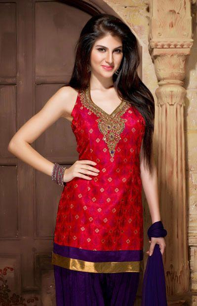 Latest Fashion of Designer Punjabi Dresses & Patiala Salwar Kameez Suits for Women@stylesgap (20)