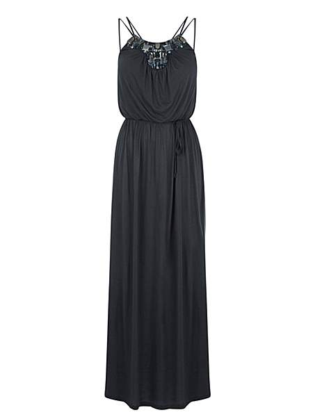 Latest Fashion of Most Trendy and Stylish Ladies Maxi Dresses by House of Fraser (15)