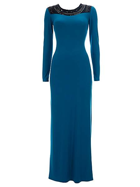 Latest Fashion of Most Trendy and Stylish Ladies Maxi Dresses by House of Fraser (5)