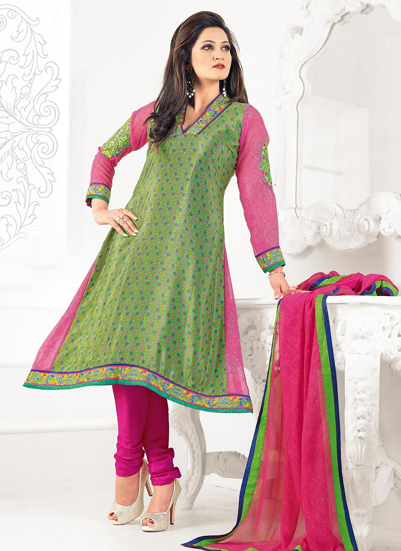 Latest Indian Ethnic Wear Dresses & Stylish Suits Formal Collection for Women (1)