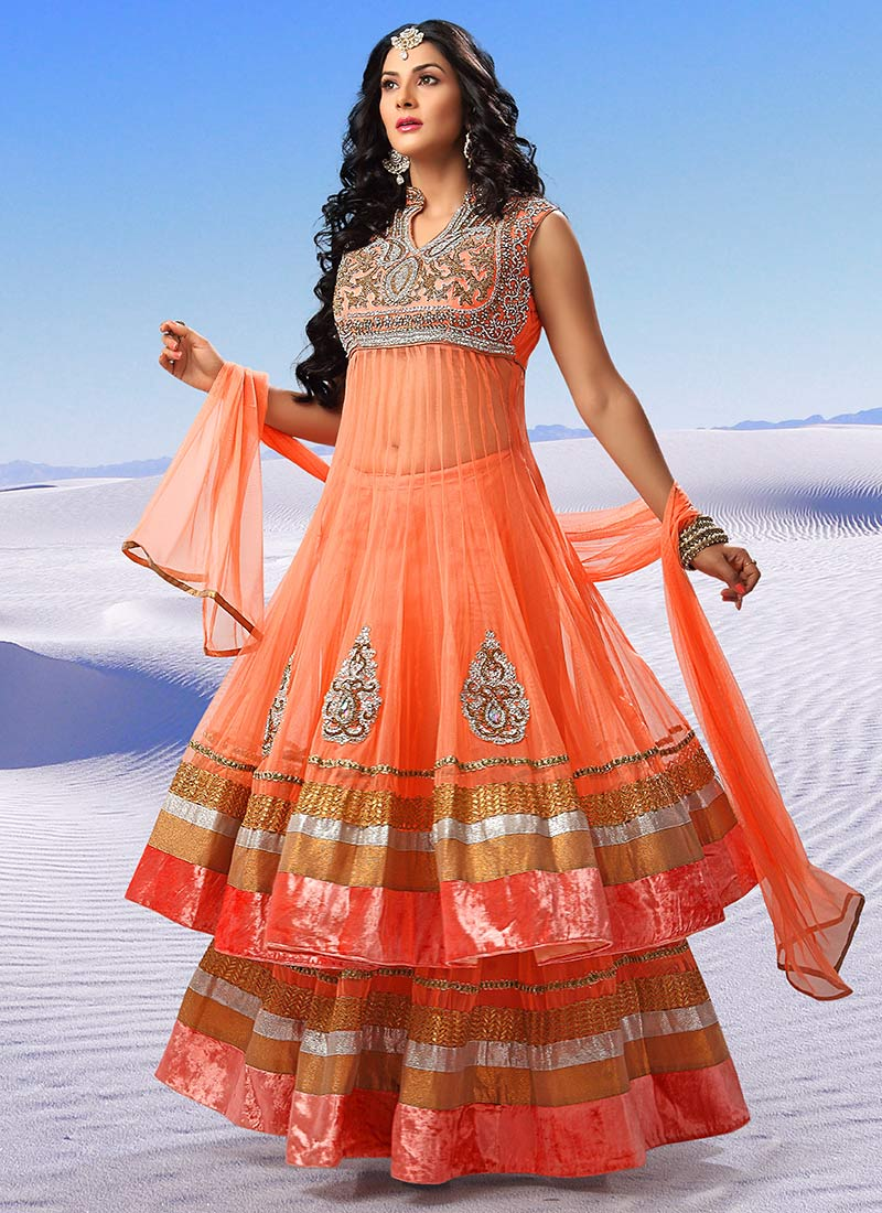 Latest Indian Ethnic Wear Dresses & Stylish Suits Formal Collection for Women  (12)