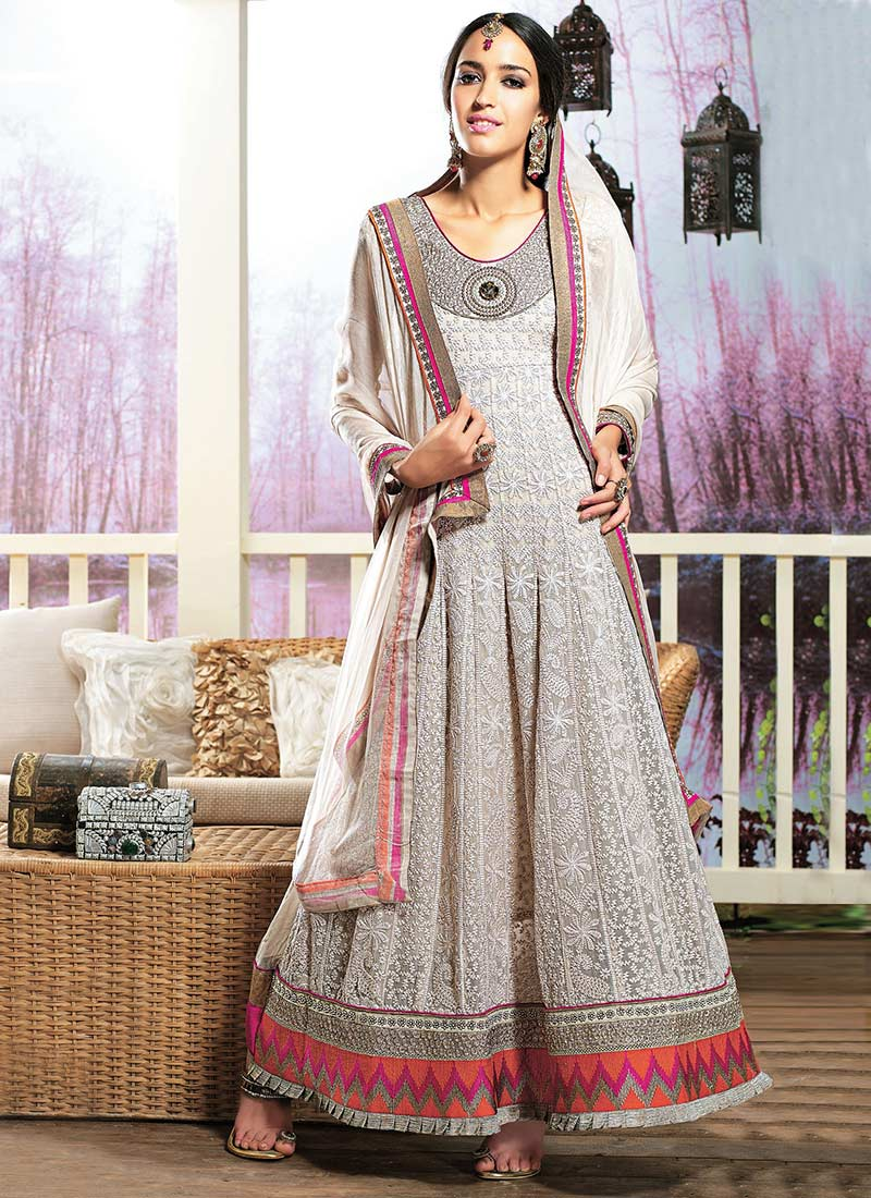Latest Indian Ethnic Wear Dresses & Stylish Suits Formal Collection for Women (15)
