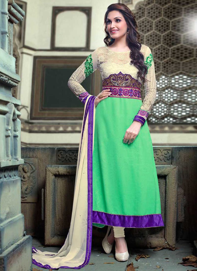 Latest Indian Ethnic Wear Dresses & Stylish Suits Formal Collection for Women (19)