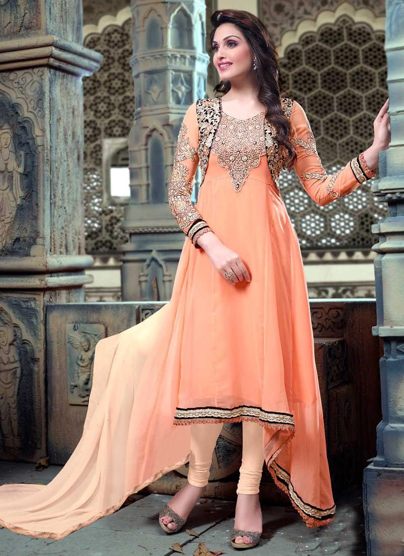 Latest Indian Ethnic Wear Dresses Stylish Suits Formal Collection