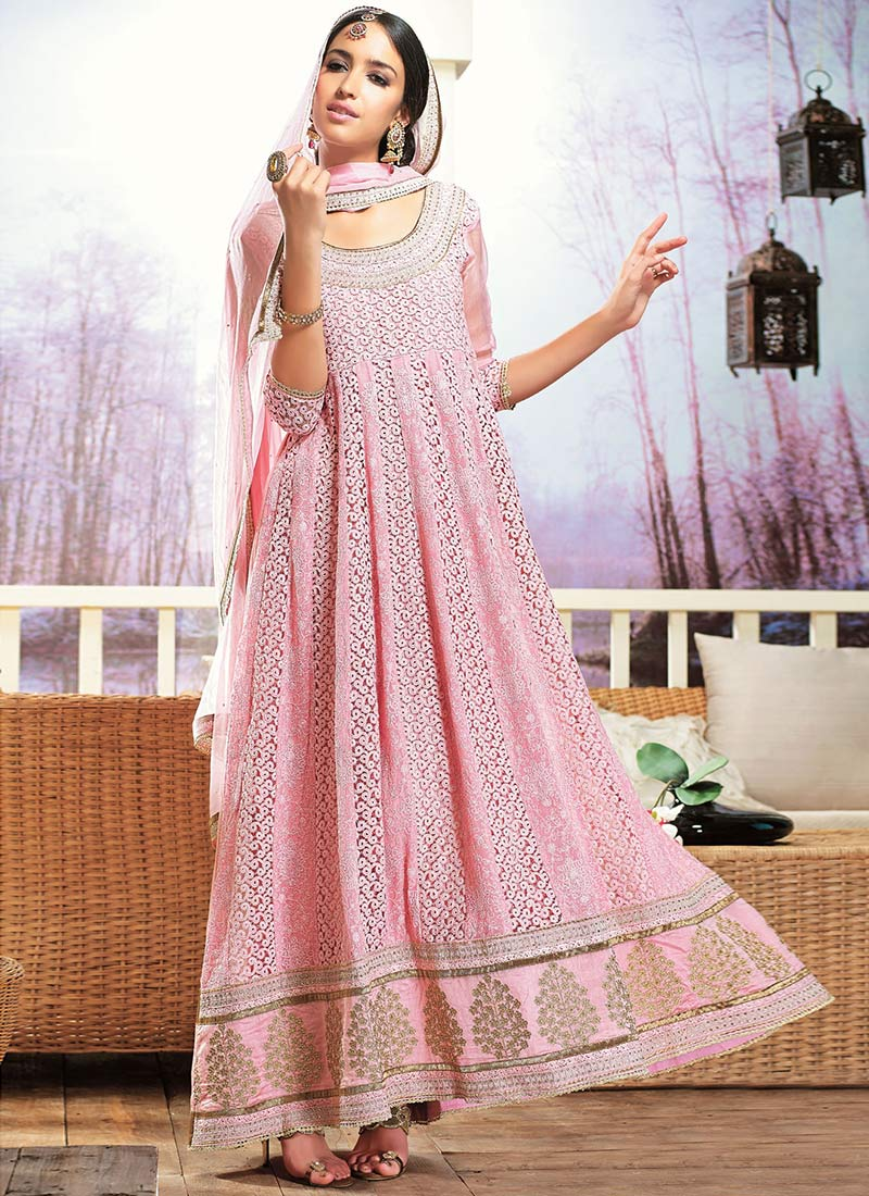 Latest Indian Ethnic Wear Dresses & Stylish Suits Formal Collection for Women (4)