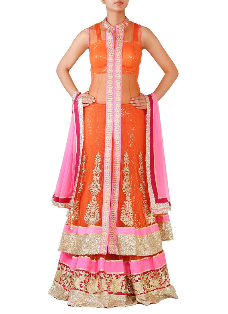 Latest Indian Ethnic Wear Dresses & Stylish Suits Formal Collection for Women  (8)