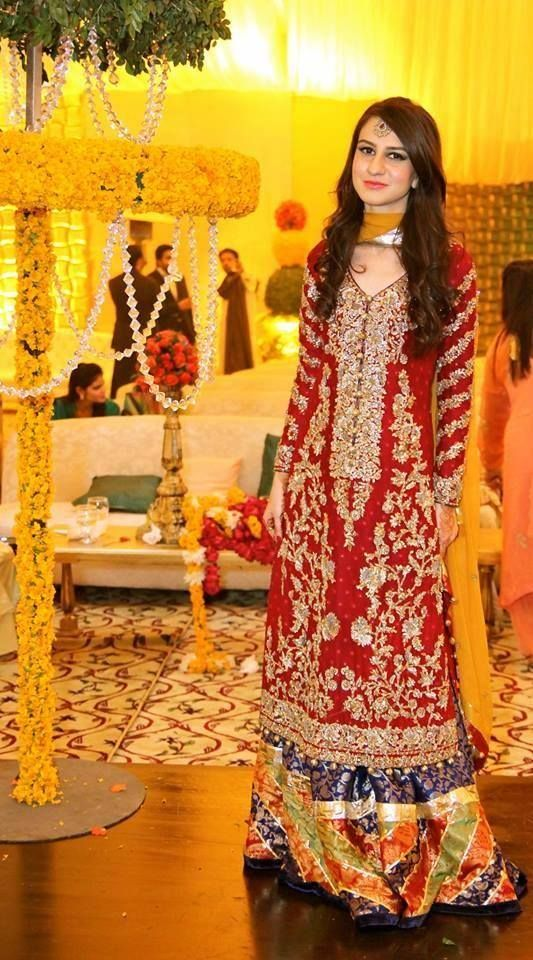 Latest Pakistani & Indian Best Wedding Dresses and Bridal Gowns for Women (13)