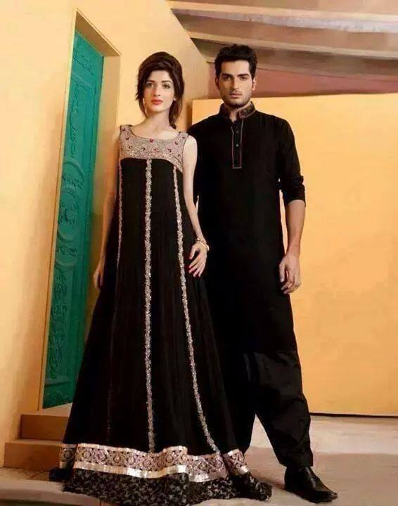 Latest Pakistani & Indian Best Wedding Dresses and Bridal Gowns for Women (53)