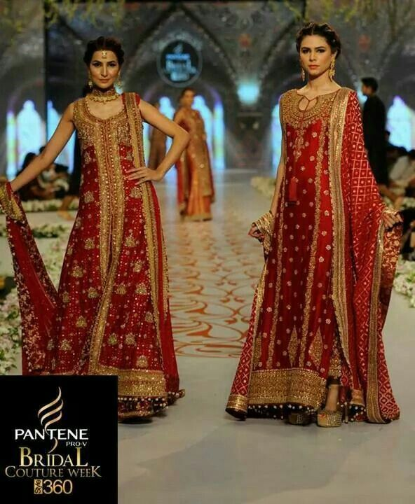 Latest Pakistani & Indian Best Wedding Dresses and Bridal Gowns for Women (56)