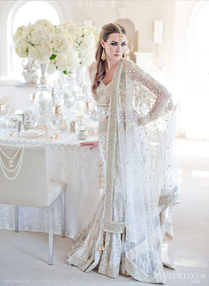 Latest Pakistani & Indian Best Wedding Dresses and Bridal Gowns for Women (59)