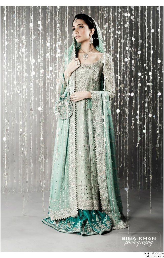 Latest Pakistani & Indian Best Wedding Dresses and Bridal Gowns for Women (7)