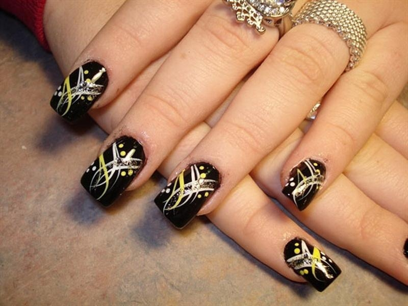 Latest & Stylish Nail Art Designs & Manicure Ideas for Girls  (11)