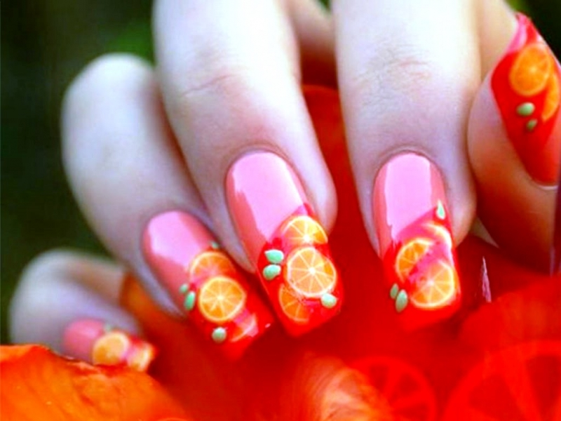 Latest & Stylish Nail Art Designs & Manicure Ideas for Girls  (2)