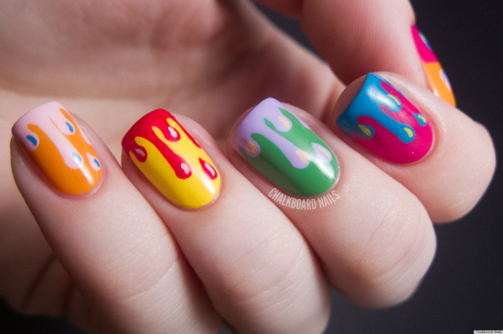 Latest Collection of Best and Stylish Nail Art Designs & Manicure ...
