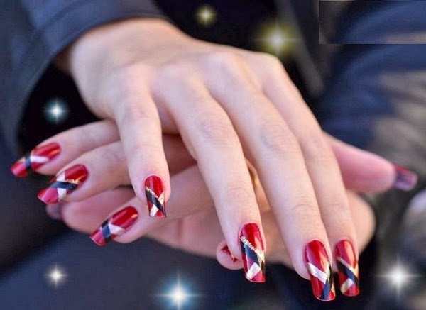 Latest & Stylish Nail Art Designs & Manicure Ideas for Girls (5)