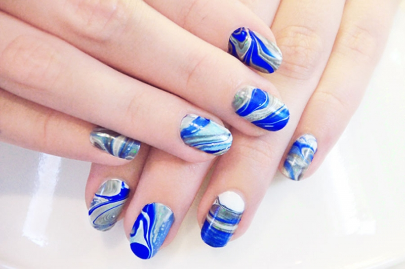 Latest & Stylish Nail Art Designs & Manicure Ideas for Girls (7)