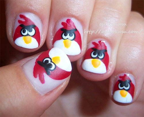 Latest & Stylish Nail Art Designs & Manicure Ideas for Girls (9)