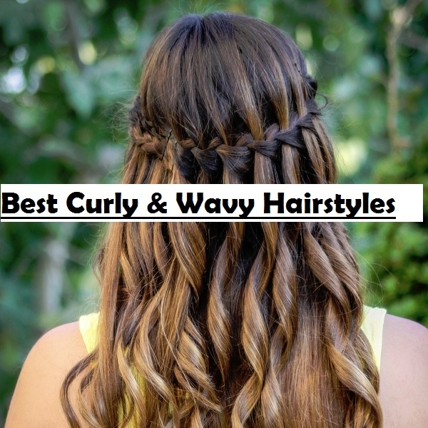 Latest Trends of Best and Trendy Curly & Wavy Hairstyles for Women @stylesgap.com